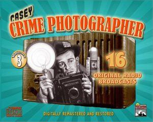 Casey - Crime Photographer