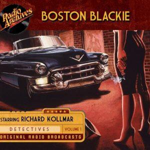 Boston Blackie Radio Show