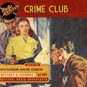 Crime Club Radio Show